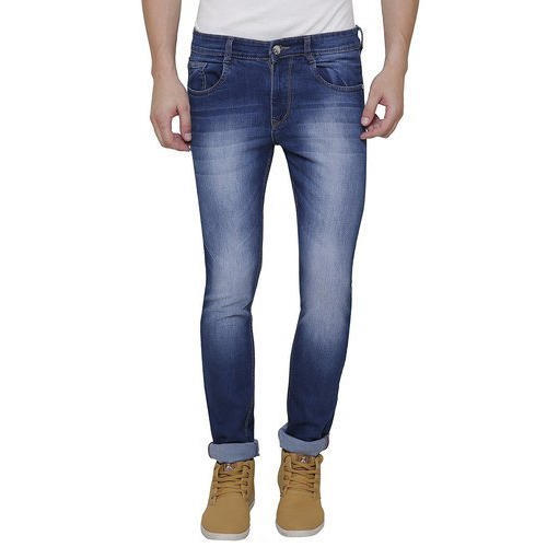 latest discount best price super specials Denim Sparky Slim Fit Mens Jeans, Rs 300 /piece, Lumax Enterprises ...