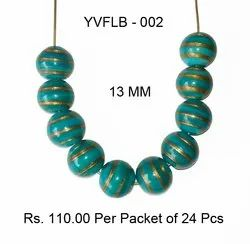 Lampwork Fancy Glass Beads-YVFLB-002