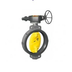 BDK Actuated Butterfly Valve