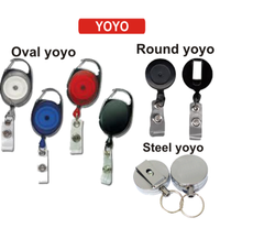 Yoyo Oval Shape