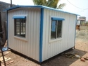 Small Office FRP Cabin