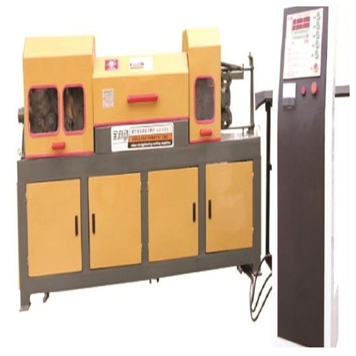 Bar Straightening Machine - Steel Bar Straightening Cutting
