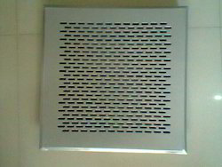 SS Perforated Grill
