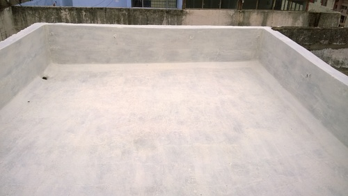 Heat Amp Cold Insulation Cum Waterproofing Roof Slabs Rs