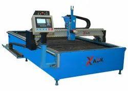 Table Type CNC Plasma With Oxyfuel Cutting Machine