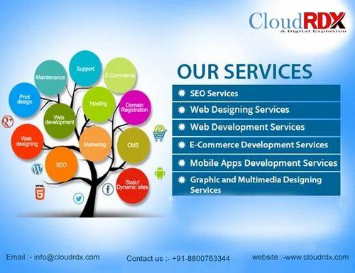Website Designing, Development, Online Marketing in Wazirpur