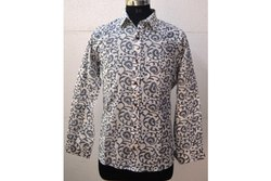 Soft Fabric Hand Block Printed Shirt