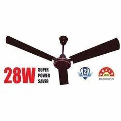 RR 28 W Electric Energy Saving Ceiling Fan