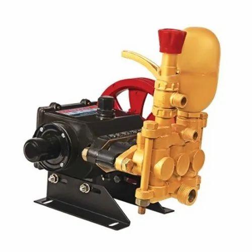 AS-50 Delux Tripplex Piston Pump