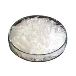 Industrial Menthol Crystals, Packaging Type: Botte
