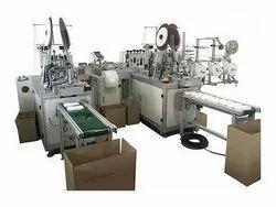 High Speed KN 95 Automatic Mask Making Machine