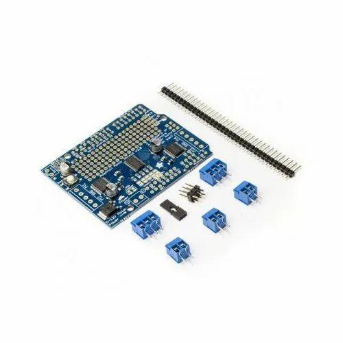 Arduino TinkerKit Sensor Shield V 2 - Adafruit Motor