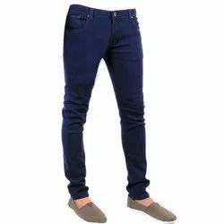 Denim Plain Mens Slim Fit Jean