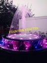 Decorative Flower Fountain