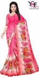 Super Look Vol 3 Weightless Border Printed Saree