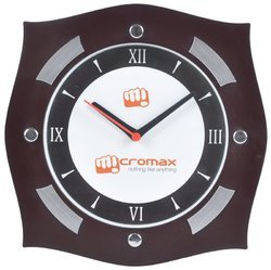 Plastic Wall Clock for Personal & Gifting