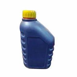 HDPE Plastic Lubricant Bottle