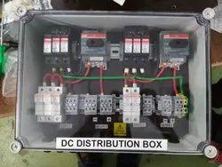 5 : 2 Solar Combiner Box