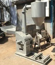 12'' x 4'' Spice Grinding Machine Without Motor