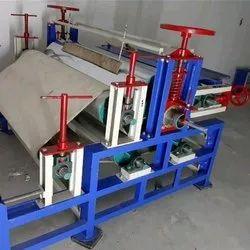 MS Textile Finishing Machine