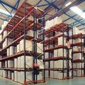 Donracks Double Deep Pallet Racking System