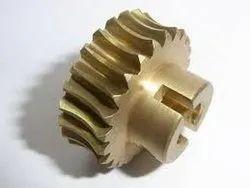 Brass Worm Wheel