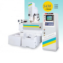 CNC EDM Drilling Machine