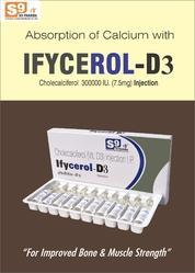 Cholecalciferol 600000 iu /2ml