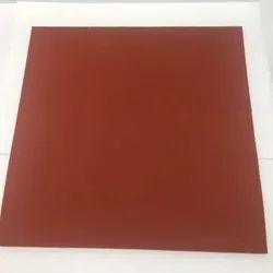 Plain Silicone Rubber Pad