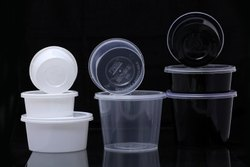 Foodcare White 200 ML Disposable Plastic Food Container, For Event and Party Supplies, Box