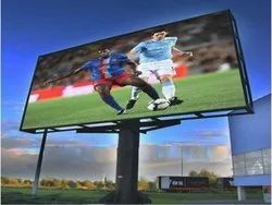 P8mm Outdoor Advertising LED Display