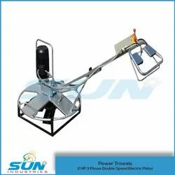 Double Speed Power Trowel Floater