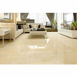 Living Room Glossy Ceramic Floor Tile
