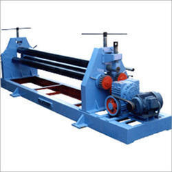MS Plate Bending Machine