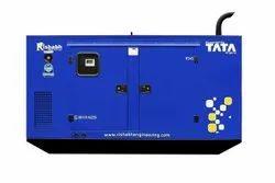 Silent Diesel Generator 45 kVA, Model Name/Number: RT45, 1500
