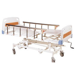 Semi-Automatic HI-Lo Hydraulic ICU Bed
