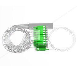 PLC 1x32 SC APC mini module steel tube PLC Splitter