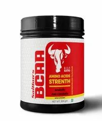 BCAA Amino Acid Strength Powder