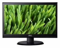 Led AOC 18.5 TFT Monitor, Screen Size: 16