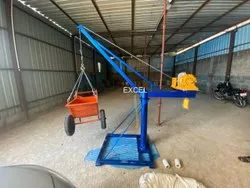 Monkey Hoist Crane 500 Kg To 1 Ton