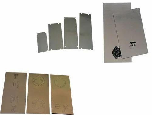 Steel Pad Printing Cliche Plate