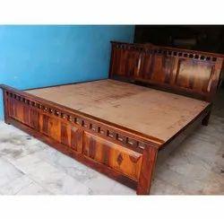 New Modern Vintage Home Furniture By ND Art Export特大号Sheesham木床