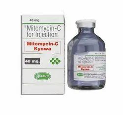 Mitomycin C Kyowo Cancer Injection