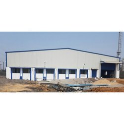 Industrial Roofing Shed Contractor