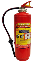 Foam Stored Type Fire Extinguishers-9 Litrs