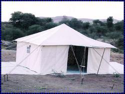 MMT Solid Canvas Tent, Model: Single Pole