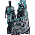 Fancy Batik Cotton Saree