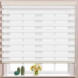 PVC Modern Zebra Blinds