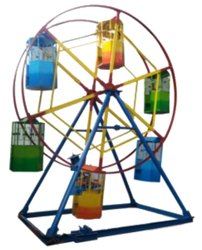 Amusement Rides - Wheel