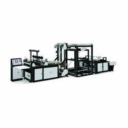 Ct 700 d Cut Non Woven Bag Making Machine